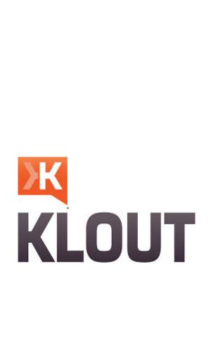 Klout-Score: Netzpalaver schon ein Dutzend mal unter den Top 2 Prozent