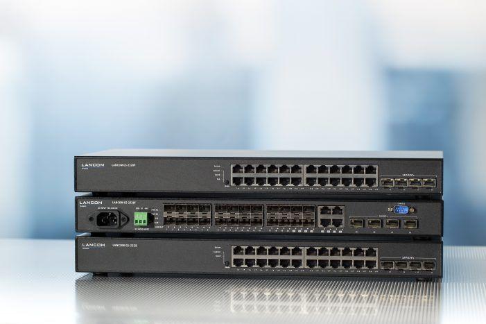 SDN-Gigabit-Switches mit Cloud-Unterstützung