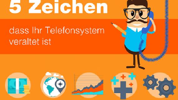 Veraltete Telefonsysteme sind Wachstumsbremse und Innovationshemmnis