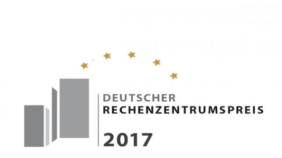 Die Gewinner des Deutschen Rechenzentrumspreis 2017