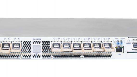 Core-Backbone schafft mehr Bandbreite mit Infineras Cloud-Xpress-2