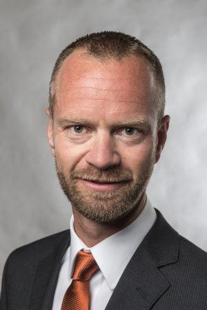 Michael Hartmann, Country Manager bei Interoute
