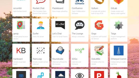 Private-Cloud mit eigenem App-Store