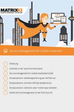 Service-Management für mobile Anwender