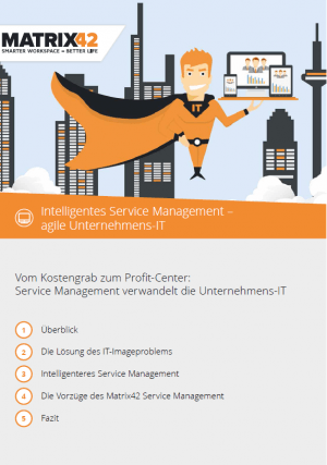 Intelligentes Service-Management – agile Unternehmens-IT