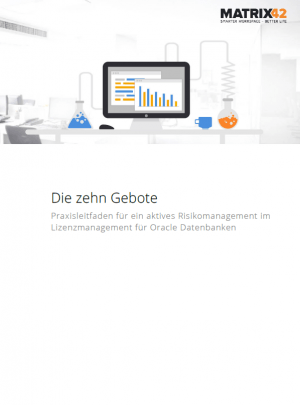 Matrix42-Whitepaper-Oracle-Risikomanagement