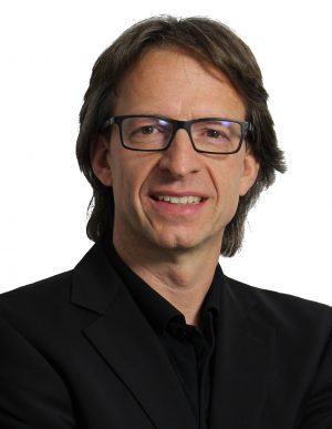 Thomas Fritz, Geschäftsführer von Kentix,