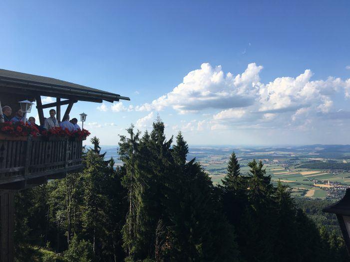 Impressionen vom Sysob-Gipfeltreffen