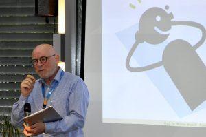 Hauptredner Prof. Dr. Martin Welsch