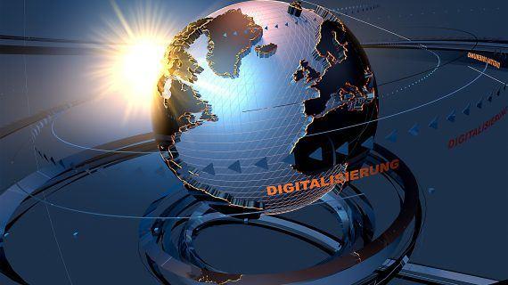 Die Mehrzahl der Unternehmen befürchtet, binnen vier Jahren zu scheitern, wenn die digitale Transformation nicht gelingt