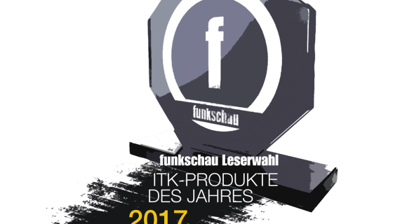 """Funkschau nominiert Starface gleich vier mal für die Leserwahl """"ITK-Produkt des Jahres 2017"""""""