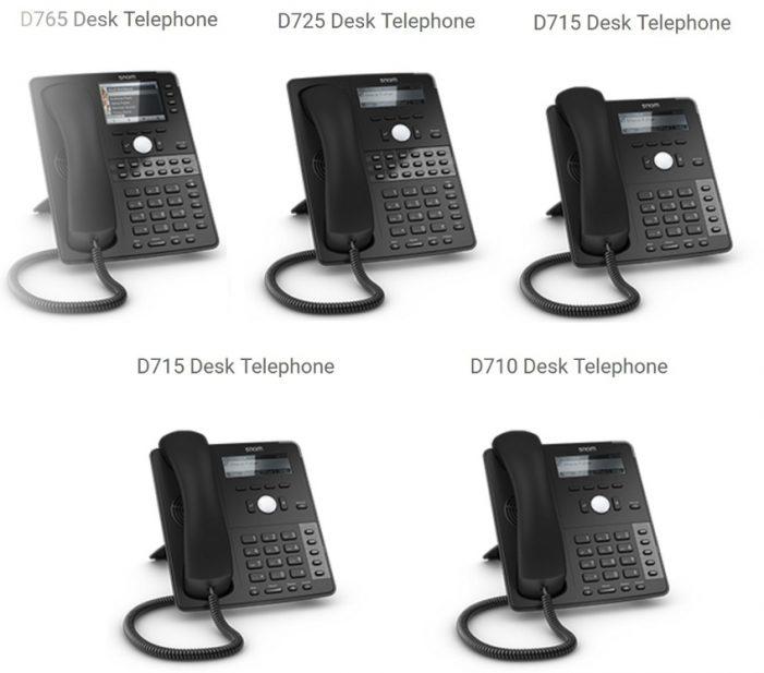 20 Jahre IP-Telefone von Snom