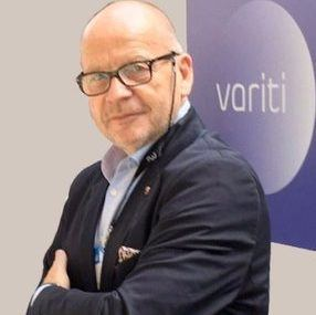 Christian Sauer, Operational Director Europe von Variti International