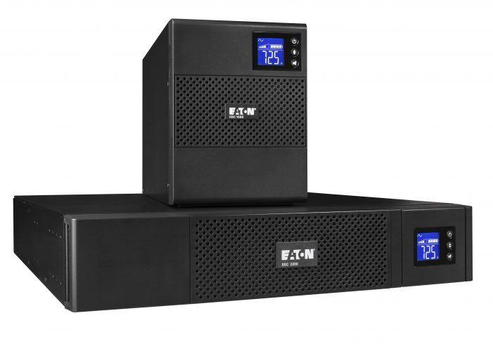 Kompakte USV-Rack-Modelle bis 3 kVA