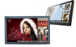 Smartes Digital-Sinage-Signboard XDS-1390 von IAdea Deutschland