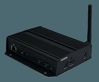 Digital-Signage-Player XMP-7300 von IAdea Deutschland mit Ultra-HD-Auflösung.