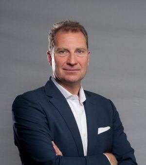 Jens Leuchters, SVP Network Services bei NTT Communications