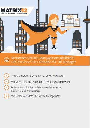 Modernes Service-Management optimiert HR-Prozesse