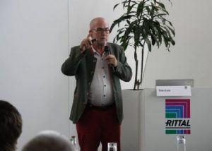 IT-Publizist Tim Cole