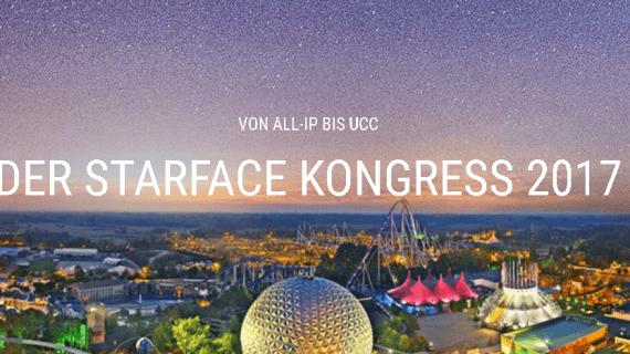 Impressionen vom Starface-Kongress 2017