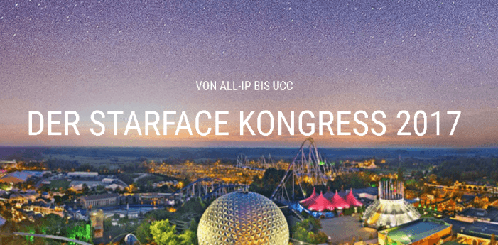 Starface-Kongress am 26. und 27. September im Europa-Park Rust