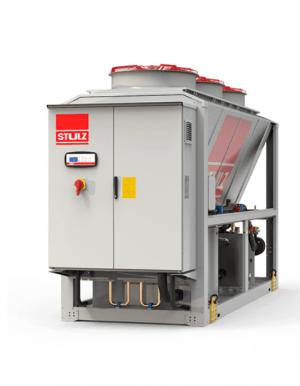 160 kW Kälteleistung auf kleinstem Raum
