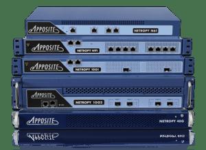 WAN-Emulatoren der Netropy-Familie
