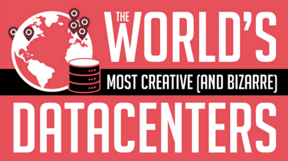 The Worlds most creative and bizarre Datacenters
