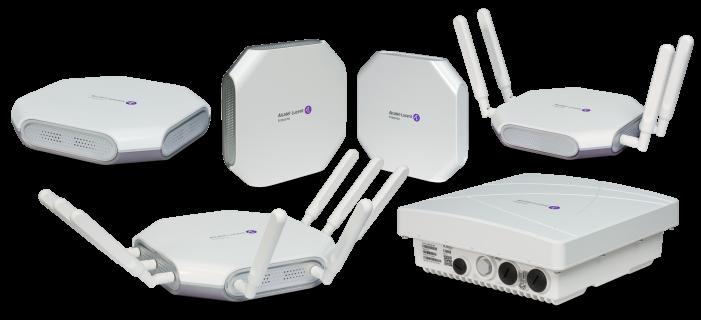 ALE erweitert seine Mobile-Campus-Lösung um leistungsstarkes WLAN und LAN