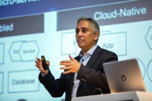 Ahmed Guetari, VP Product Line Management, Routing Business Unit, von Juniper Networks