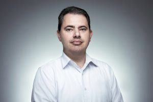 David Feldman, CEO von Cybonet