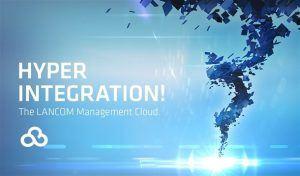 Lancom-Hyper-Integration