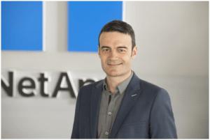 Christian Lorentz, Senior Product and Marketing Manager bei NetApp