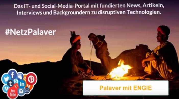 Palaver mit ENGIE Deutschland