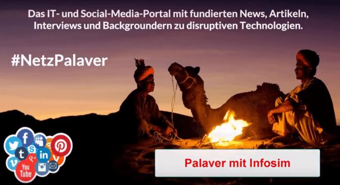 Palaver mit Infosim auf dem Xantaro-Summit 2017