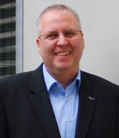 Dr. Stefan Köhler, CEO von Infosim