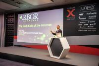 """Multi-Vector DDoS"" - Tony King, Arbor Networks"