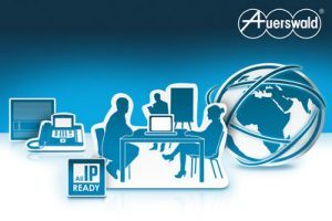 Auerswald auf der ALSO-ALL-IP-Roadshow 2017