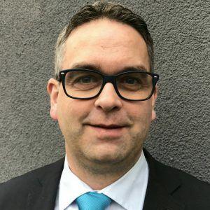 Lars Bennefeld, Vertriebsleiter Datacenter von ENGIE Deutschland