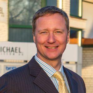 Magnus Michael, Mitglied der GF (Sprecher) –Prokurist – Head of Sales, Marketing, PM&CC-COO von Michael Telecom