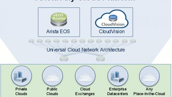 Any-Cloud-Platform für Hybrid-Cloud-Netzwerke