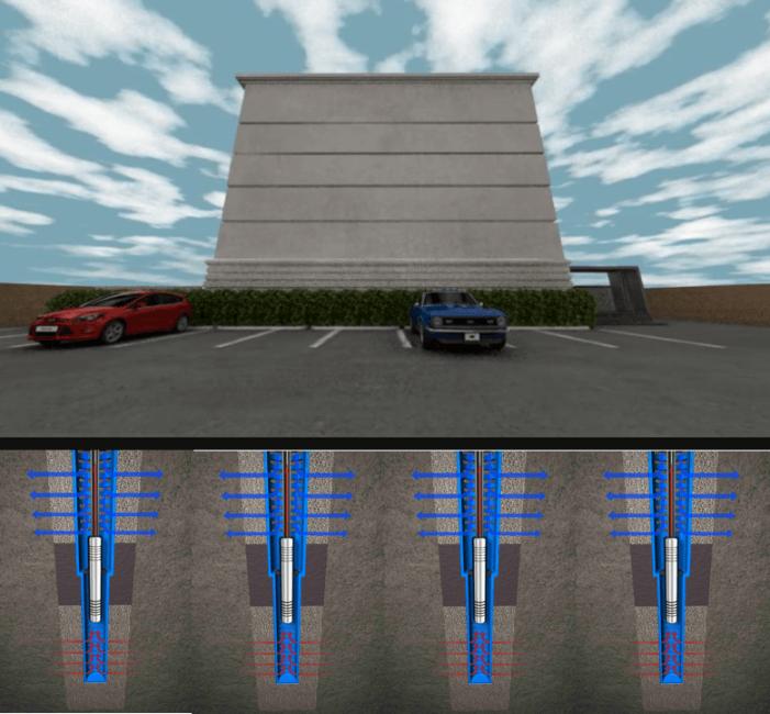 Hochsicherheits-Rechenzentrum in ehemaligem Atombunker