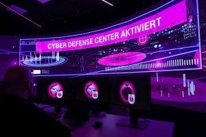 26.10.2017 Bonn Eroeffnung Security Operation Center Freigabe nur fuer interne redaktionelle Verwendung ! Keine Freigabe fuer Werbung oder externe Veroeffentlichung !