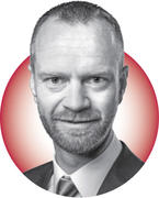 Michael Hartmann, Country Manager bei Interoute.