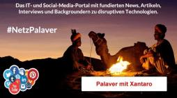 Palaver mit Xantaro-Gründer Gerold Arheilger zum 10jährigen Jubiläum