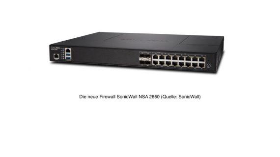 Multi-Gigabit-Firewall wird zur automatisierten Security-Platform