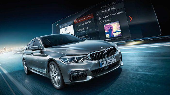 Skype for Business fährt bei BMW mit