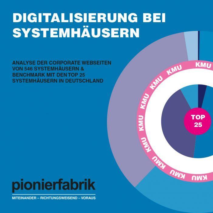 Studie zur Digitalisierung bei Systemhäusern