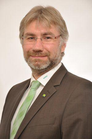 Jörg Spilker, Leiter Datenschutz und Informationssicherheit bei der Datev