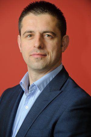 Jason Hart, CTO Data Protection bei Gemalto